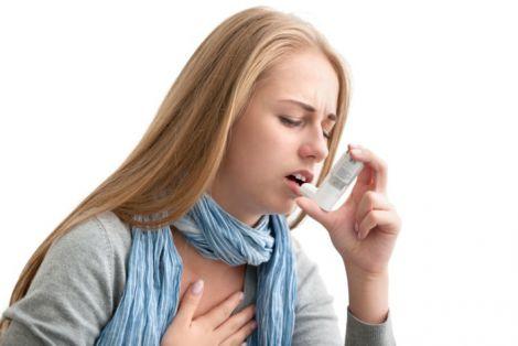 Фактори, які провокують наступ астми