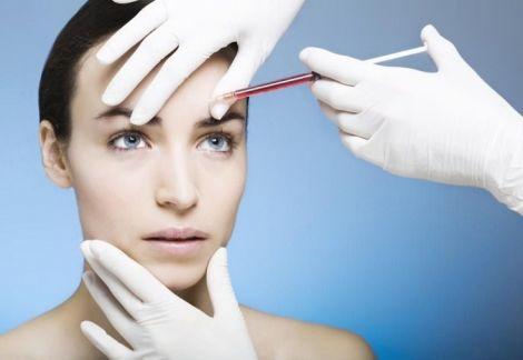 Стовбурові клітини у косметології