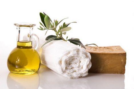 Оливкова олія від зморшок