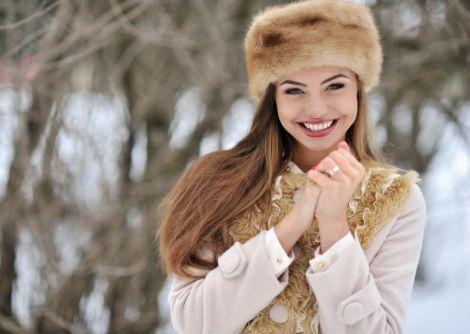 А як ви вдягаєтесь взимку?