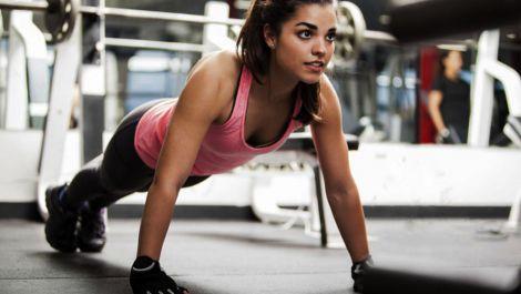 Міні-тренування для стрункого тіла