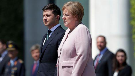 Діагноз Ангели Меркель