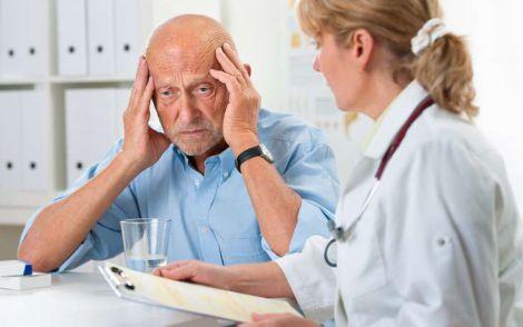 Хвороба Паркінсона