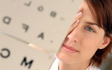 гімнастика для очей дозволить покращити зір