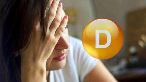 Симптоми дефіциту вітаміну D: п'ять головних ознак небезпечного стану