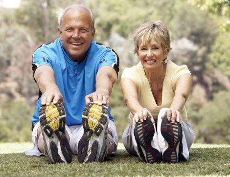 Помірна фізична активність корисна для людей хворобами серця