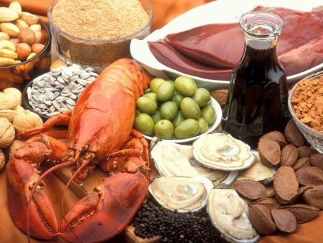 Які продукти підвищують рівень заліза?