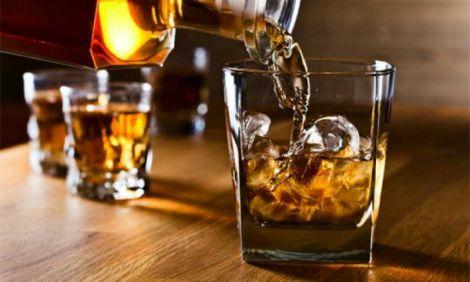 Вплив алкоголю на зір