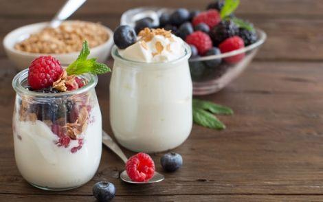 Натуральный домашний йогурт