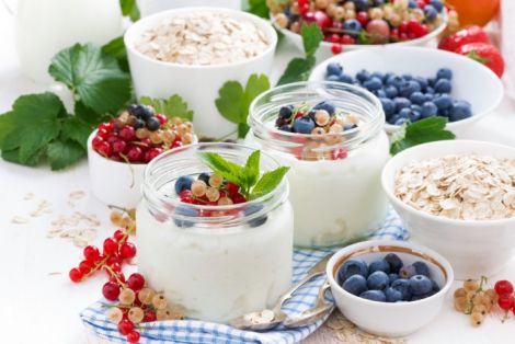Йогурт володіє протизапальними властивостями