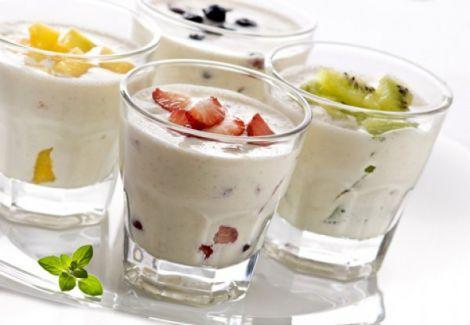 Йогурт варто вживати як аперитив