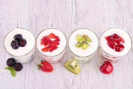 Йогурт для зміцнення імунітету
