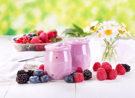 Користь йогурту