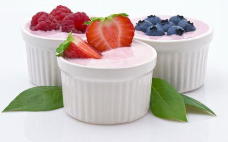 Йогурт - найкраще рішення для сніданку
