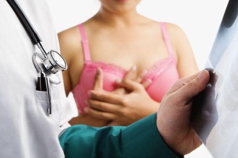 Рак грудей - найпоширеніший вид рак серед жінок