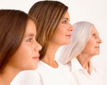 ознаки старіння організму можуть проявлятись вже у сорок