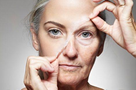 Зморшки та передчасне старіння