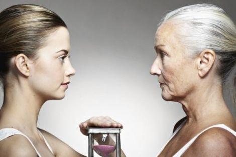 Старіння жіночого тіла