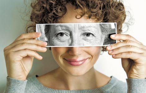 Жіноче тіло старіє частинами