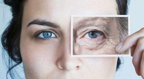 Раннє старіння шкіри