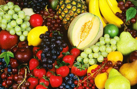 Ягоди змінюють колір зубів