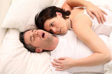 Від апное часто страждають чоловіки