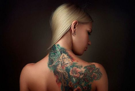 Татуювання впливають на психіку