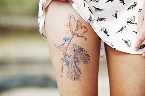 Шкода татуювань
