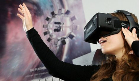 Віртуальна реальність допоможе вивчати анатомію людини