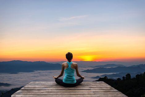 Користь медитації перед походом до лікаря