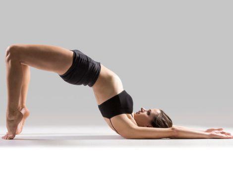 Вправи від остеохондрозу