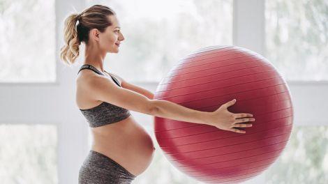 Спорт та вагітність