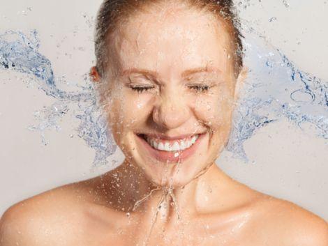 Вмиватись потрібно водою кімнатної температури