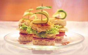 смачні та оригінальні сендвічі