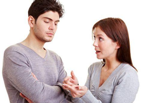 З чоловіками не варто говорити на деякі теми