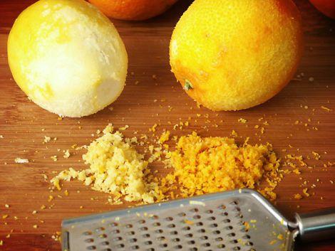 Шкірка лимона: кілька корисних властивостей