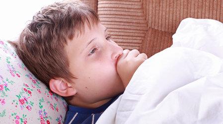 Як лікувати нічний кашель у дитини?