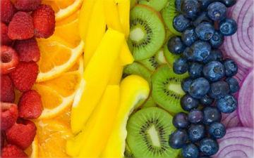 Як на нас впливає колір їжі?