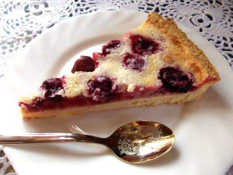 Сметанний пиріг замість чизкейка (ВІДЕО)