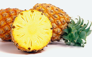 як правильно розробити ананас?