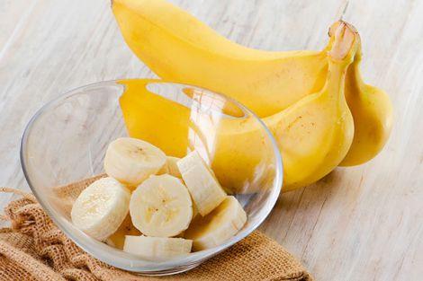 Бананова маска для сухої шкіри
