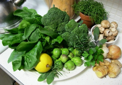 Фрукти і овочі позбавлять вас інульту