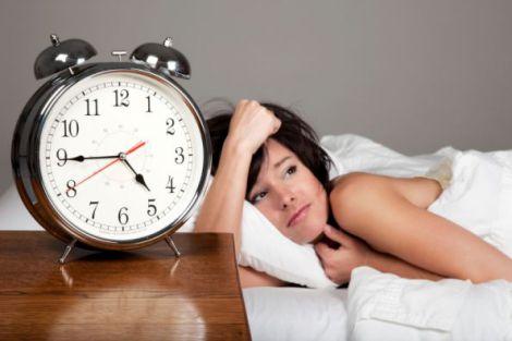Відчуття тривоги не дає заснути