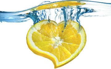 Лимонні рецепти для вашого серця