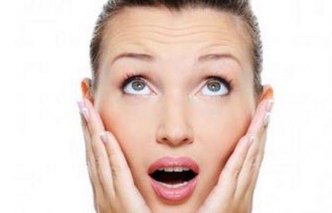 ТОП 5 вправ проти зморшок на лобі