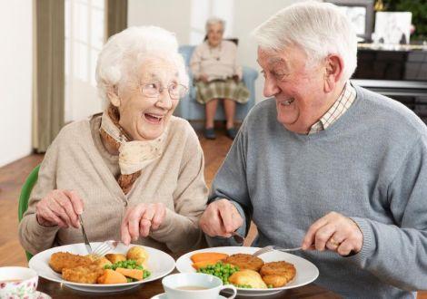 Раціон для людей похилого віку