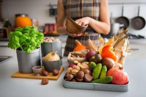 Дієтичні продукти для осіннього раціону