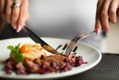 Норма вживання м'яса
