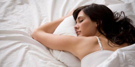 Найкраще спати на спині