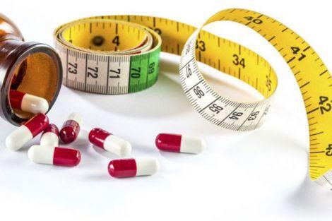 Схуднення на таблетках